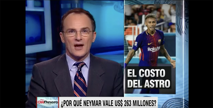 CNN Dinero: Is Neymar worth $263M