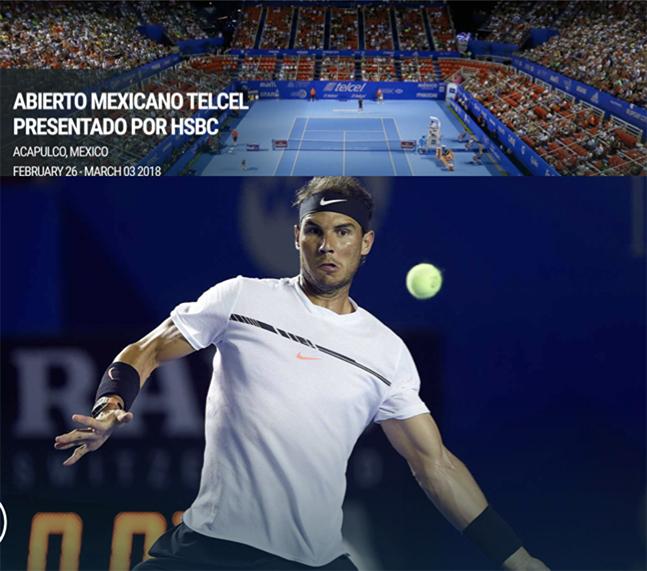 Abierto Mexicano Telcel / 2018-2020