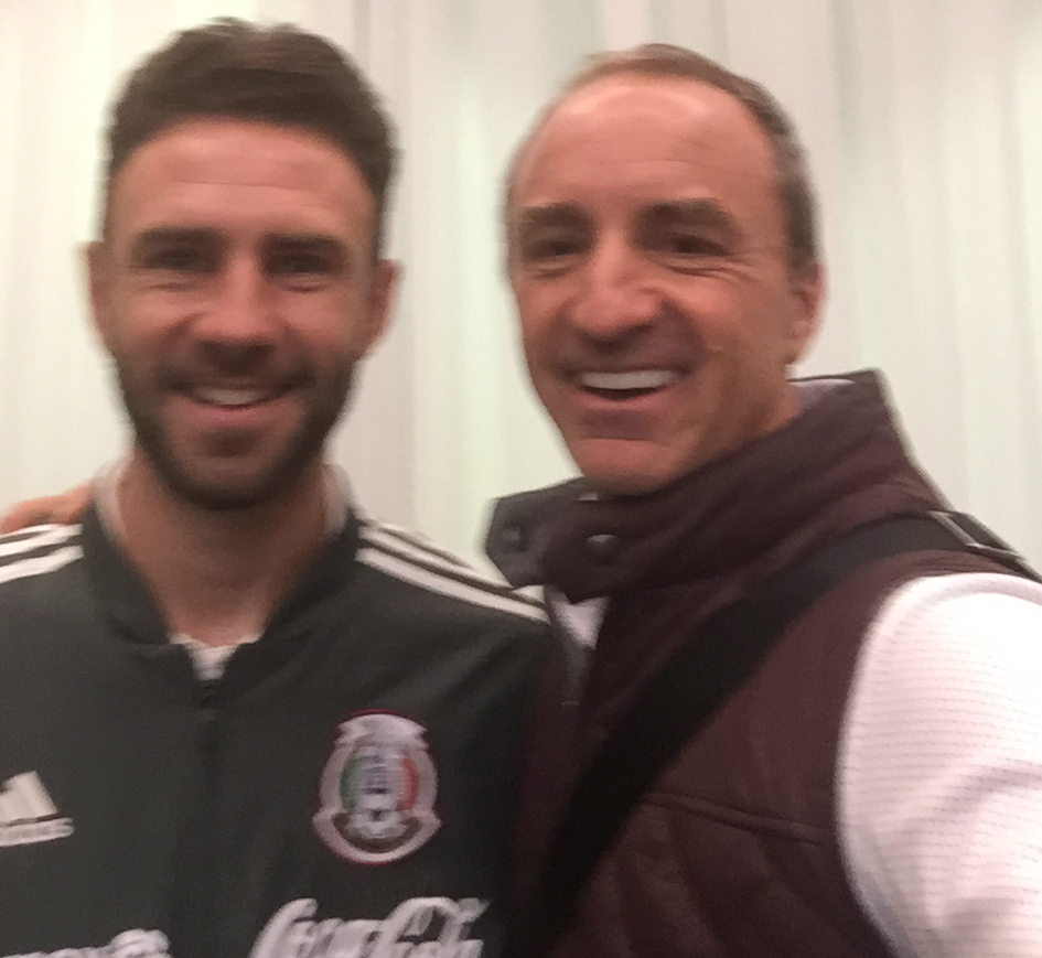 Miguel Layun and Dario