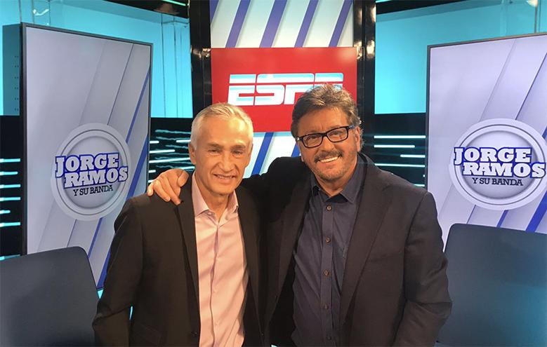 Jorge Ramos & Jorge Ramos