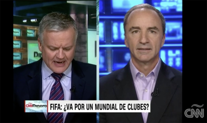 CNN Dinero: FIFA Club World Cups