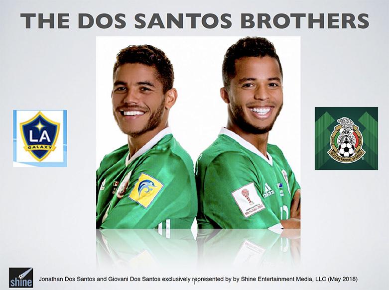 Dos Santos brothers, Branding