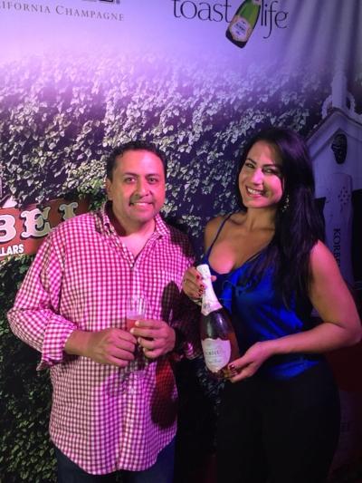 Jose Pepe Gil & Alba Galindo