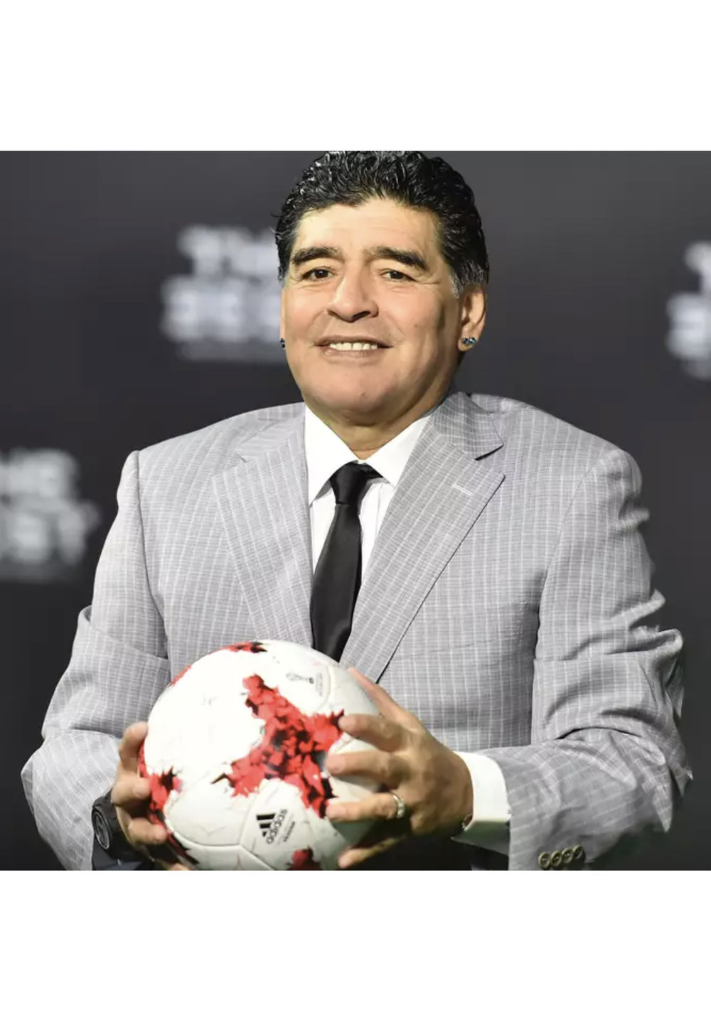 Diego Maradona, Argentinian Soccer Legend