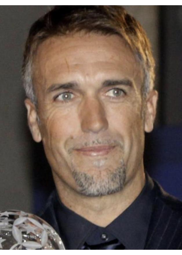 Gabriel Batistuta, Argentinian Soccer Legend