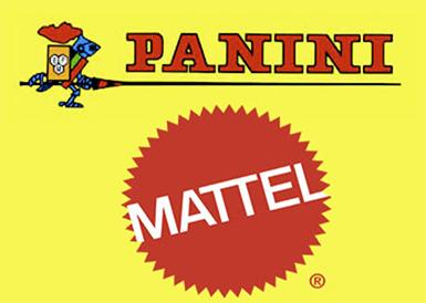 Panini Mattel, Iker Casillas and Luis Suarez