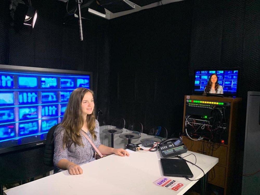 Savigny Coco Brignole in CNN