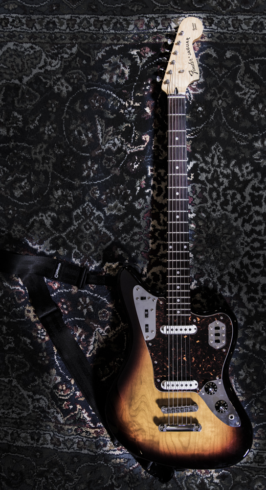 Fender Jaguar Baritone