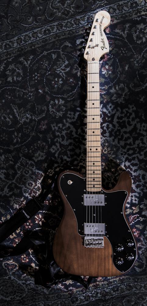 Fender '72 Tele Deluxe