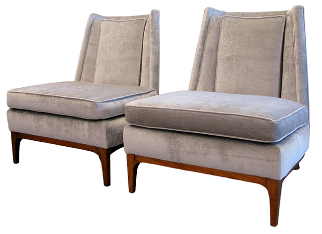 Adrian Pearsall style lounge chair