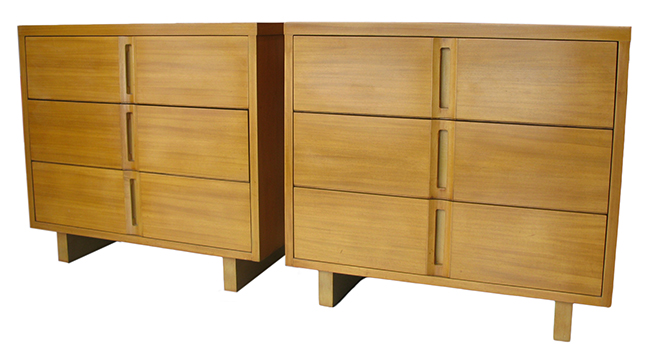 Maple chests: $2200 Sale: $1600