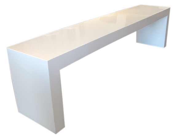 Bench / cocktail table