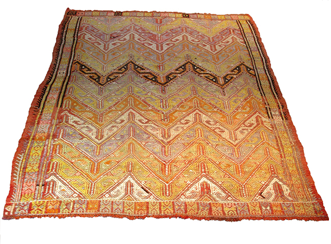 Turkish kilim: Sold