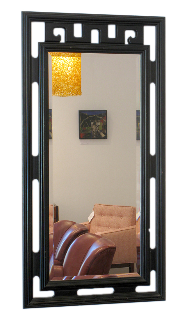 Greek key mirrors: $890 / pair