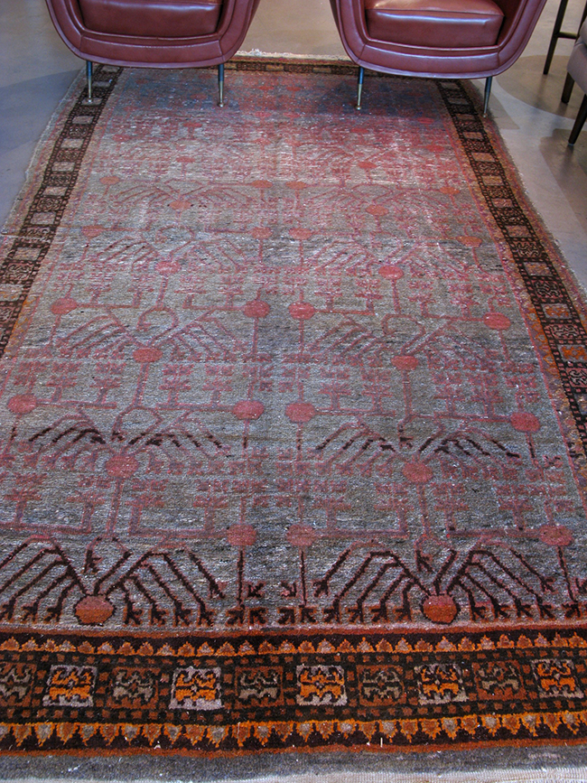 Antique Khotan: $4800