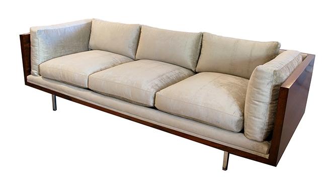Milo Baughman Sofa U2014 Westside Modern | Mid Century Modern Furniture,  Atlanta GA