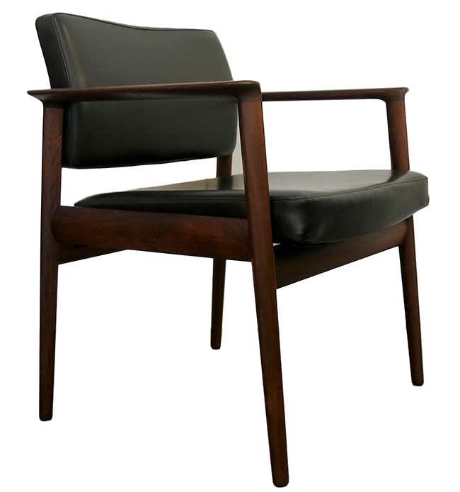 Rosewood Arm Chair U2014 Westside Modern | Mid Century Modern Furniture, Atlanta  GA