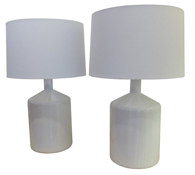 Whtie ceramic barrell lamps.jpg