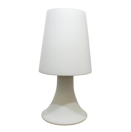 Italian Murano glass lamp - mid century modern.jpg