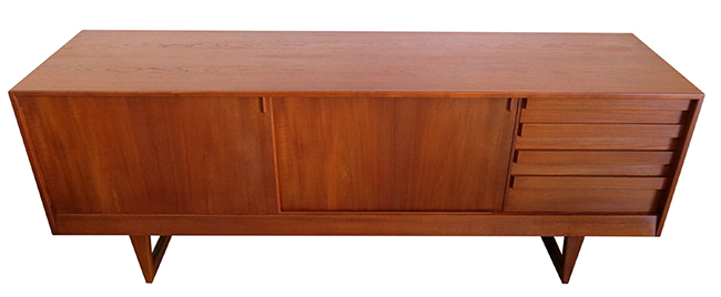 Kurt Ostervig credenza - Danish furniture Atlanta.jpg