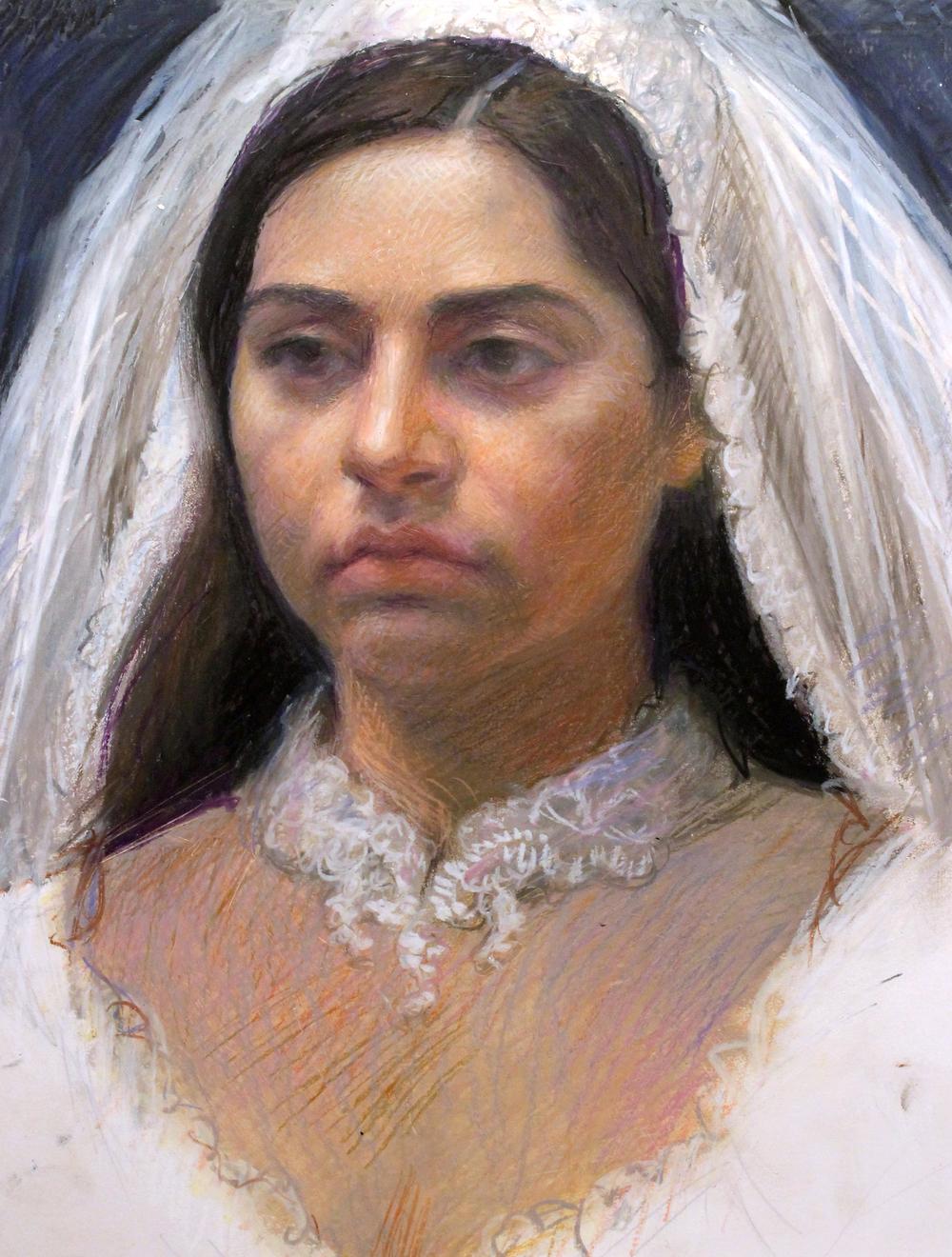 Miriam as Bride