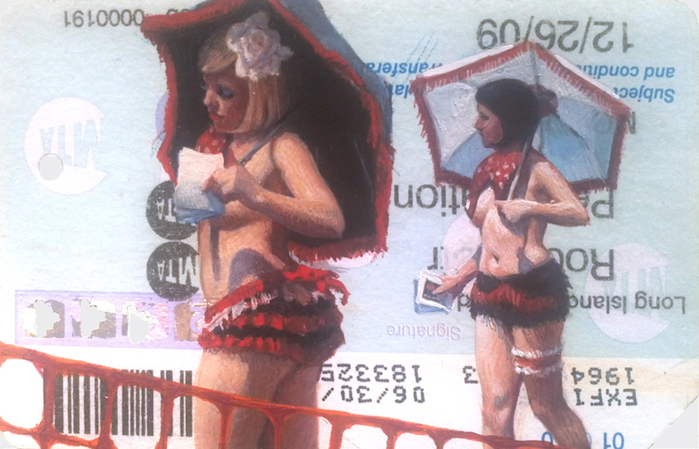Coney Island Girls #3