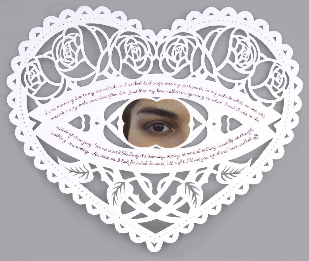 Lover's Eye no. 5