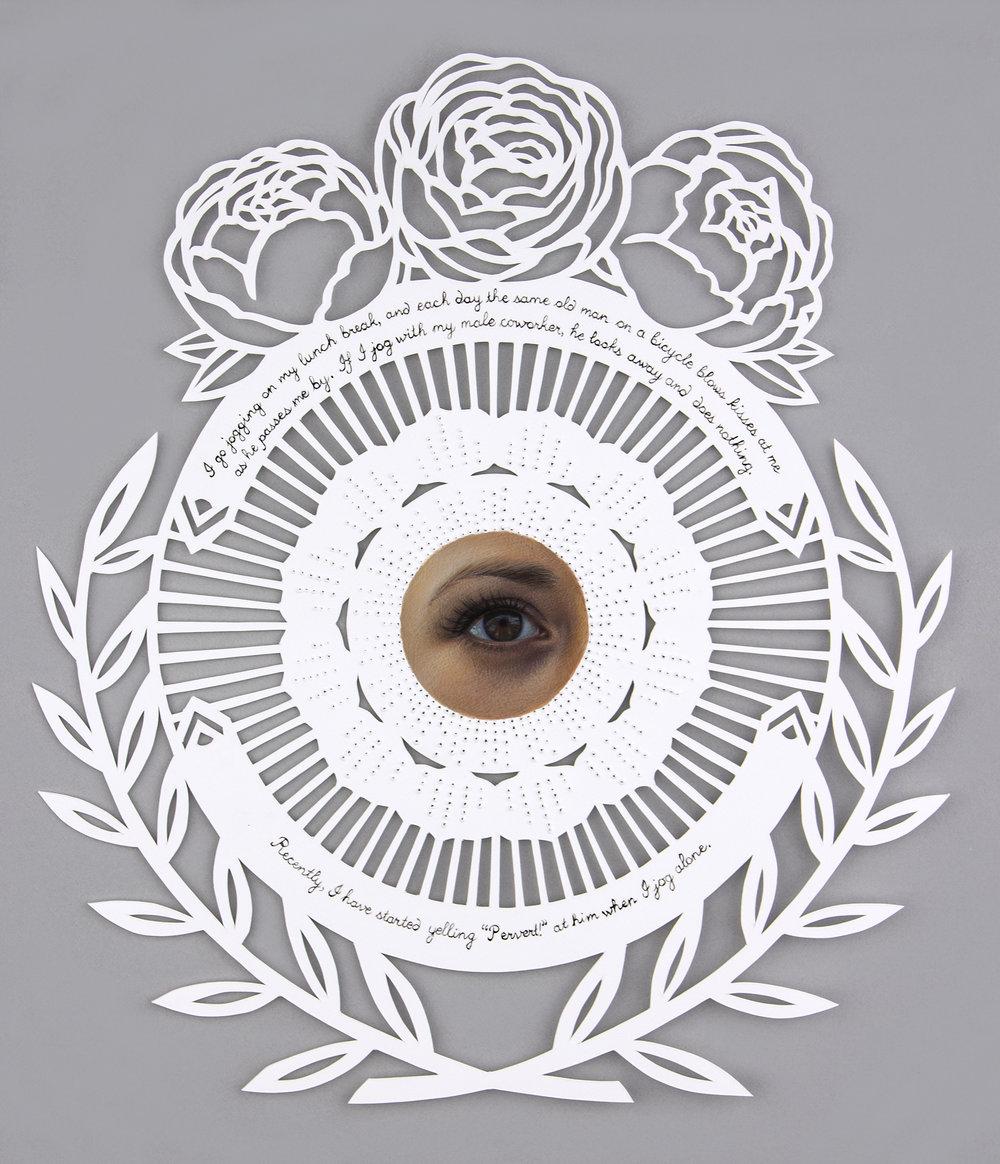 Lover's Eye no. 2