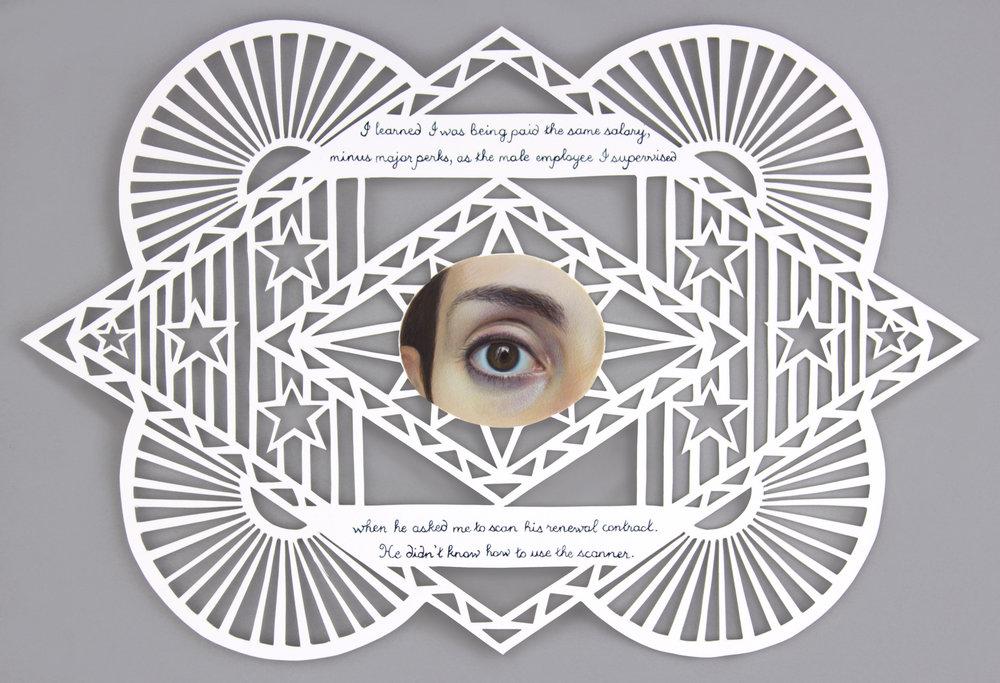 #YesAllWomen/Lover's Eye no. 7