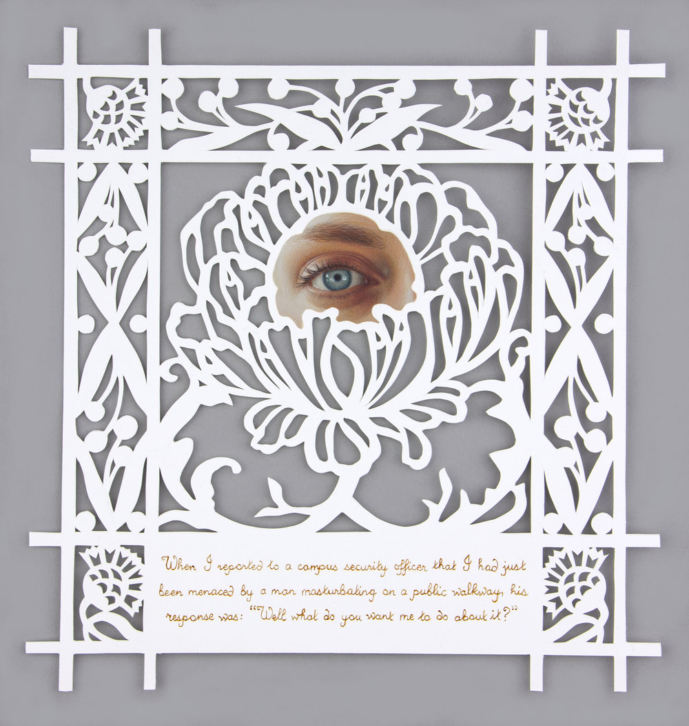 Lover's Eye no. 12