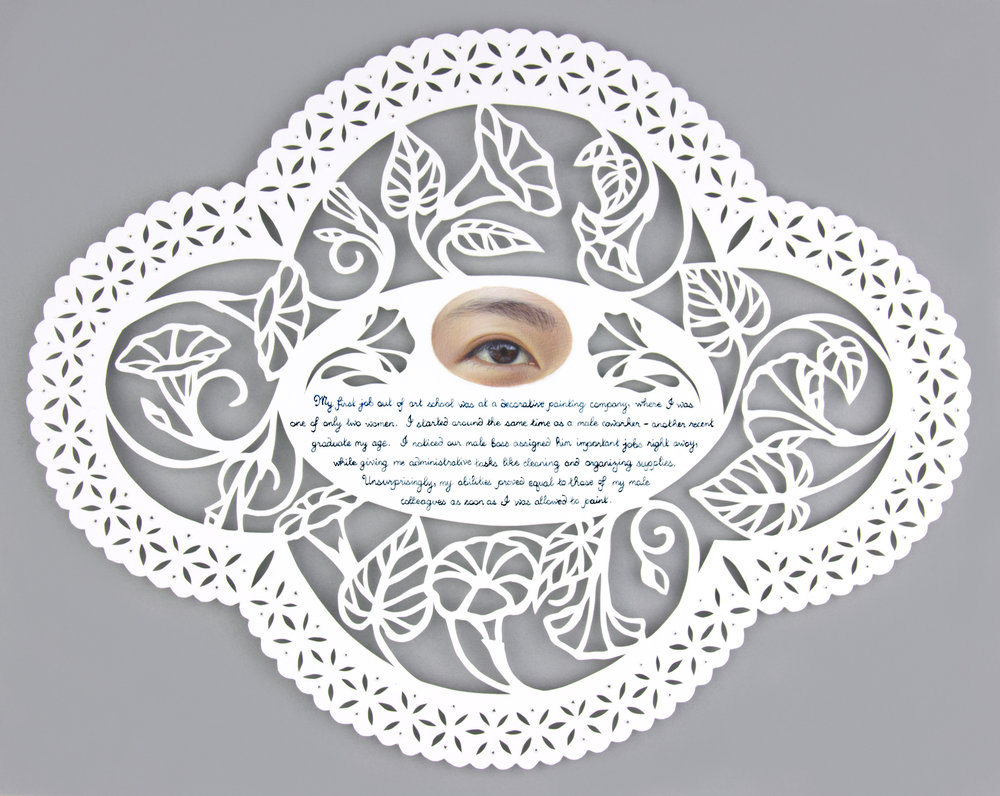 #YesAllWomen/Lover's Eye no. 9