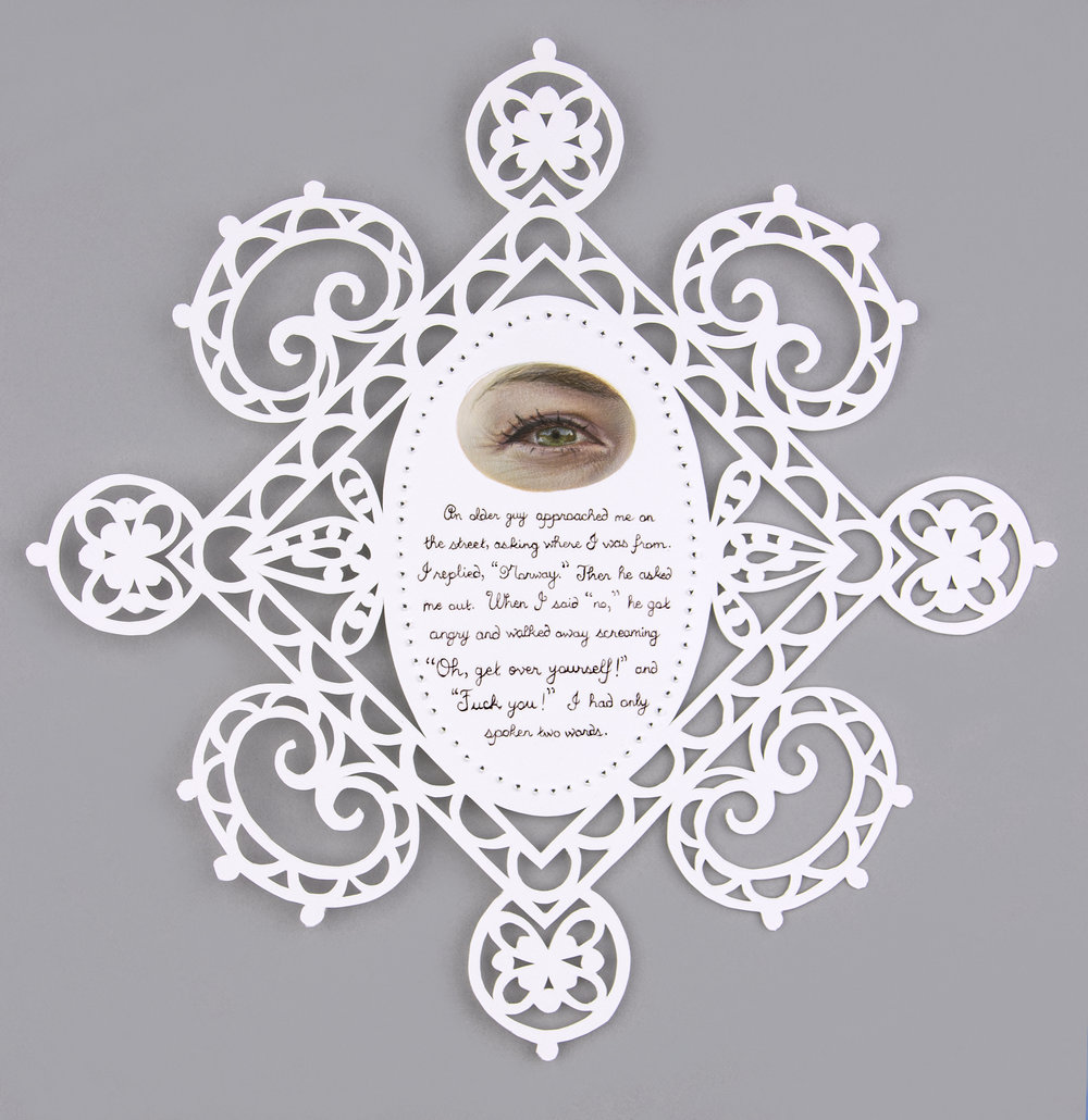 #YesAllWomen/Lover's Eye no. 8