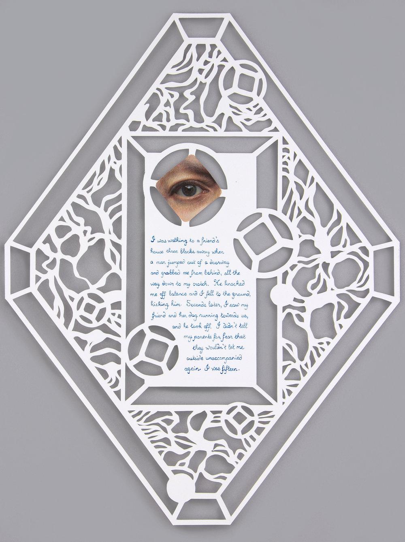 Lover's Eye No. 13