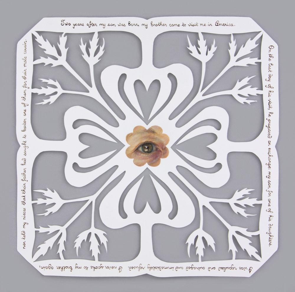 Lover's Eye no. 16