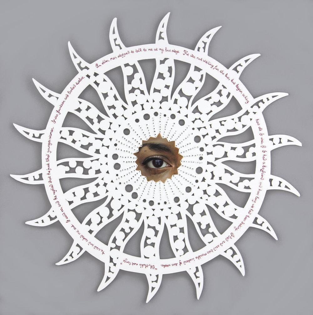 Lover's Eye no. 17