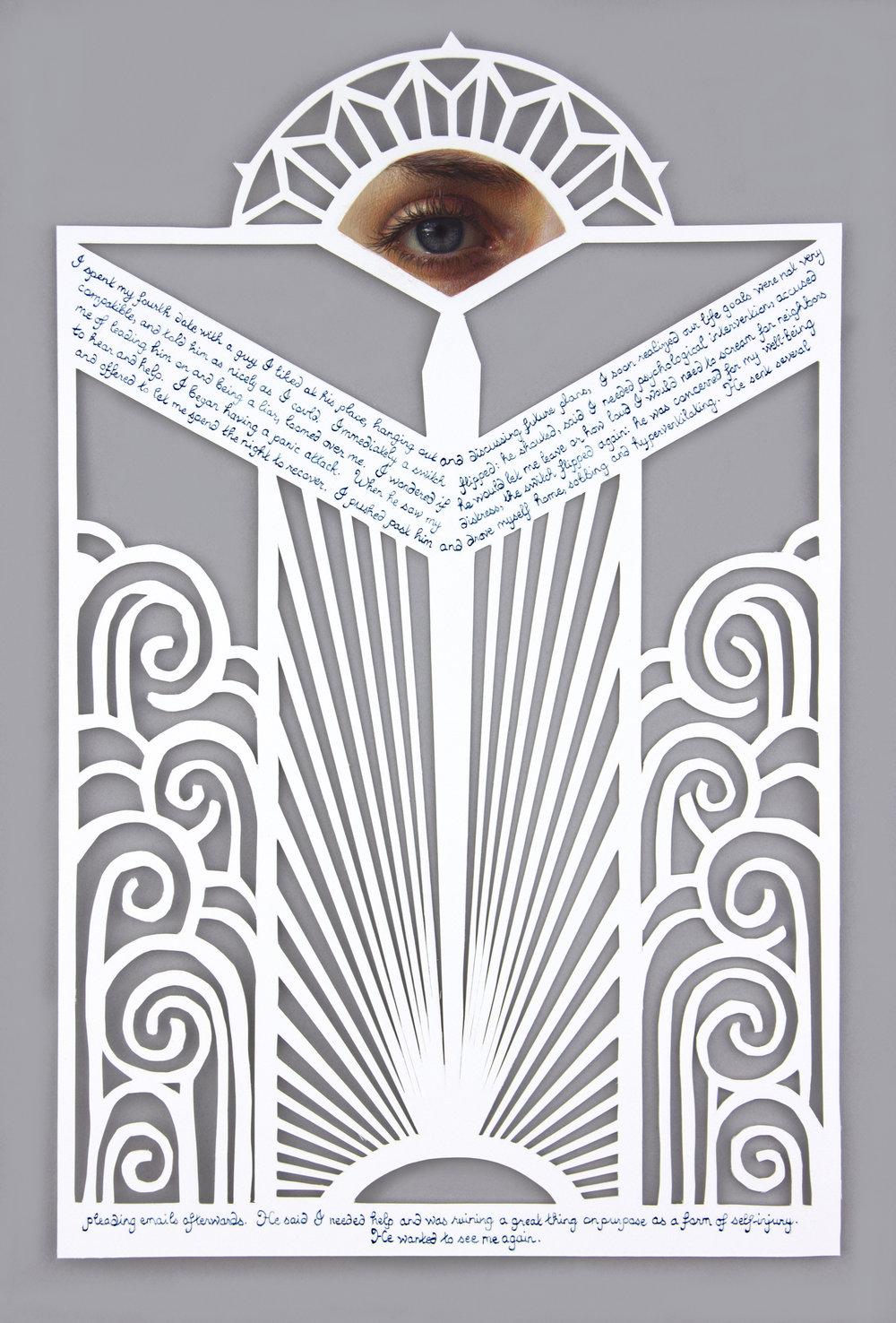 Lover's Eye no. 18