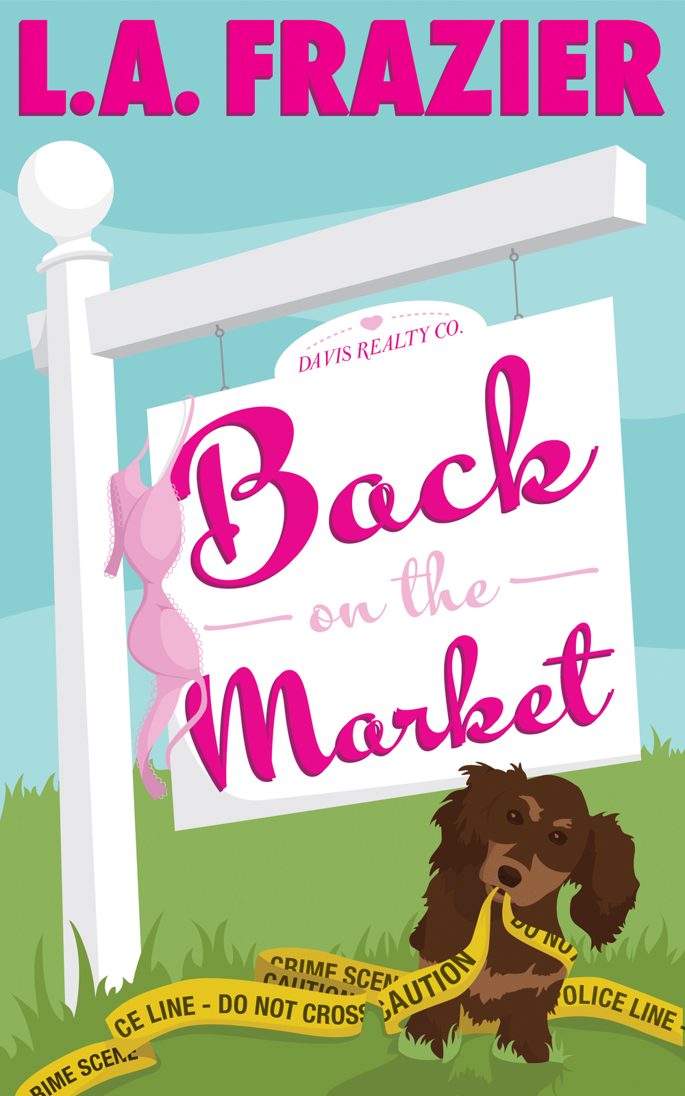 Back on the Market cover