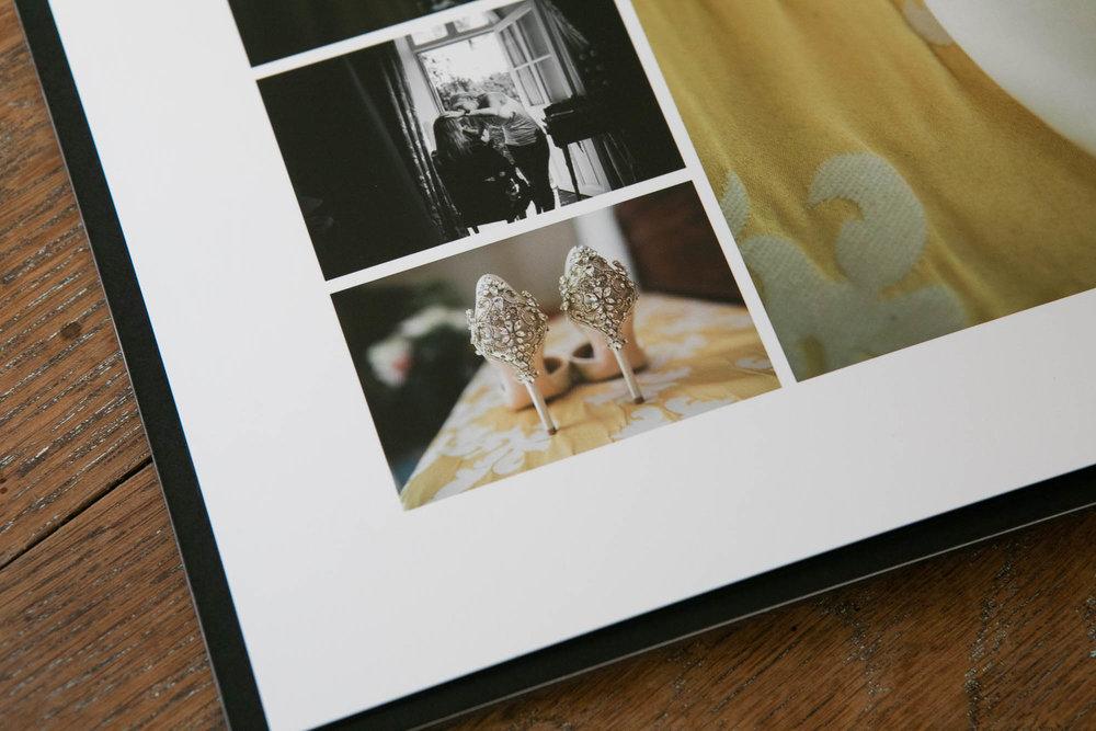 fotoalbum bryllup