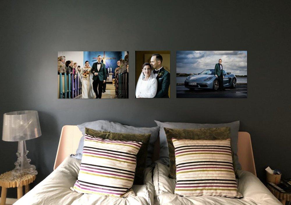 væggalleri portrætter