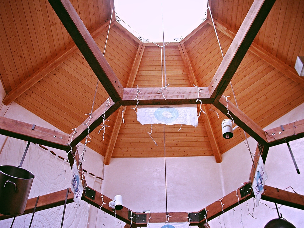 Lama Foundation Community Center