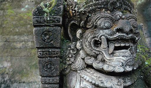 Bali 1204 - Drops of H2O