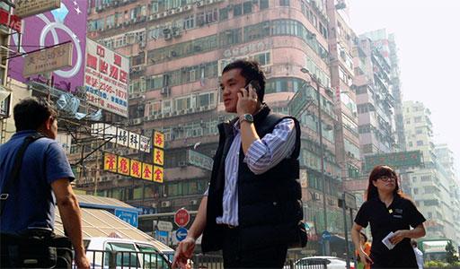Hong Kong 1304 - Sudden Goodbye