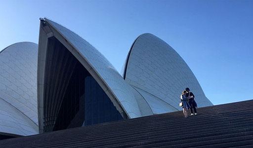 Sydney 1605 - Castles in the Sky
