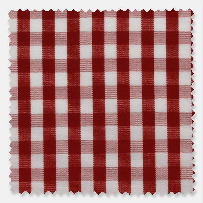 Gingham Excelsior Two Ply Cotton   J55RBC-L