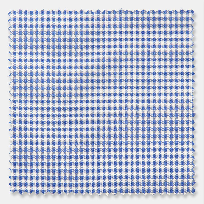 Gingham Miniatures Two Ply Cotton   A78BBC-K