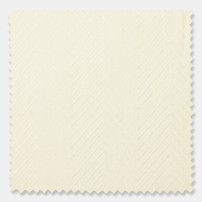 Zeus Chevron 80 x 80 Pima Cotton   V27WHO-L