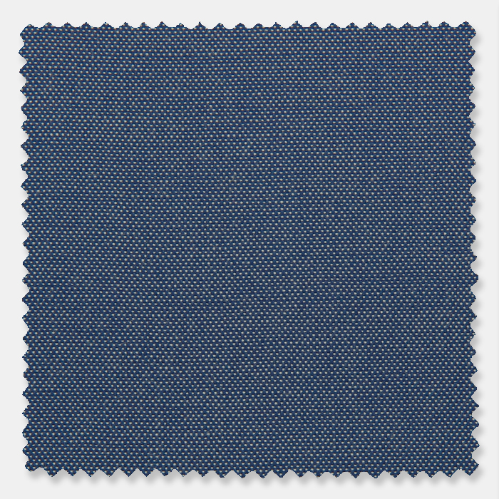 French Blue Pinpoint Oxford 80 x 80   B31BOO-I