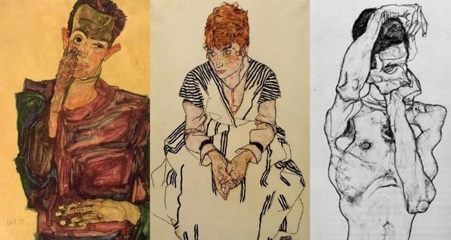 World Of Art Series Egon Schiele