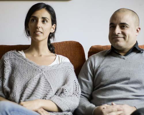 David González y Acerina García