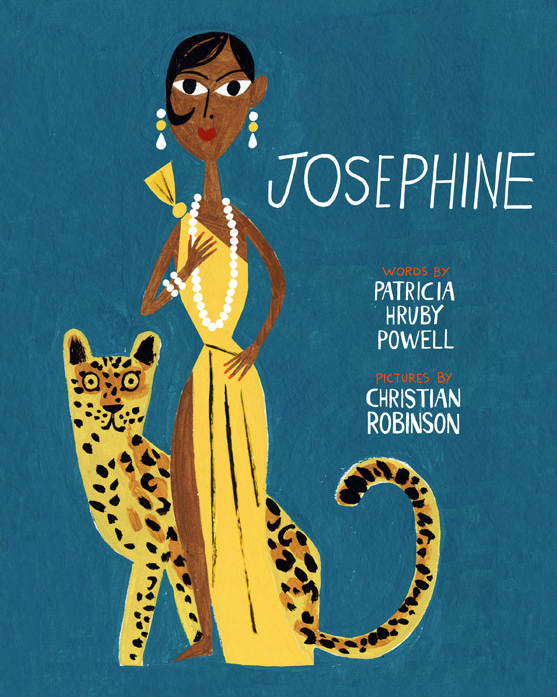 Josephine, Coretta Scott King Book Award, Illustrator Honor